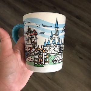 Coffee mug from Walt Disney World